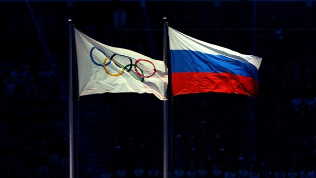 2014 Winter Olympic Games - Opening Ceremony; russland