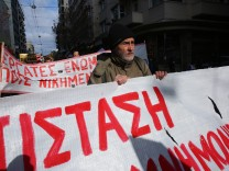 24 hour general strike in Greece