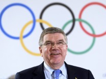 IOC executive board meeting in Lausanne