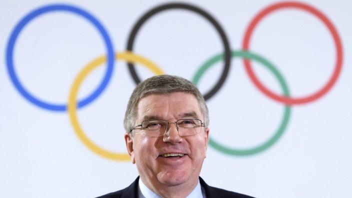 IOC executive board meeting in Lausanne