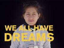 We all have dreams