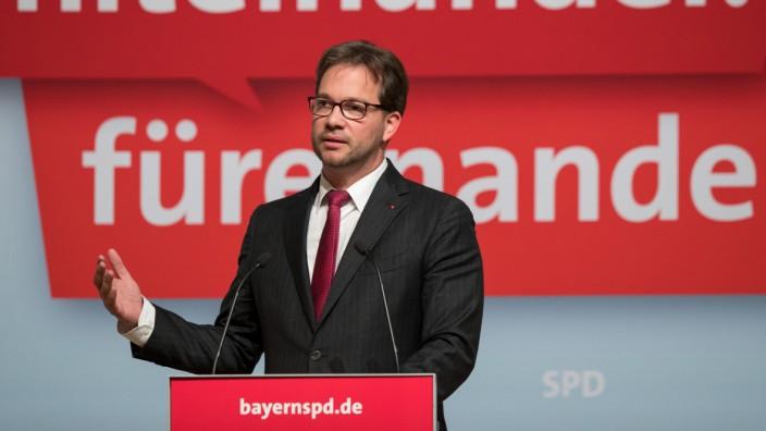 Landesvertreterversammlung der Bayern-SPD