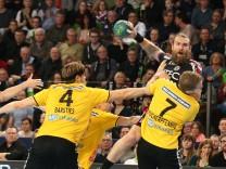 10 12 2016 Handball 1 Bundesliga DKB HBL Saison 2016 2017 15 Spieltag HC Erlangen HCE H; Handball