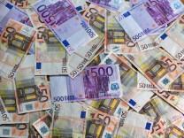 Illustration - Geldscheine