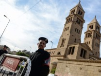 20 killed in attack near Coptic Cathedral in Cairo
