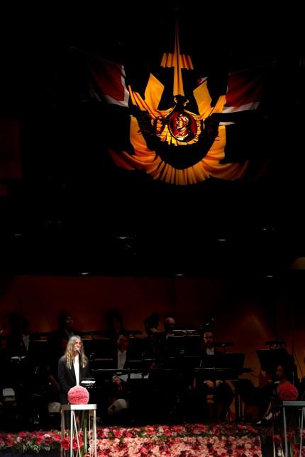 The Nobel Prize Award Ceremony 2016; Patti Smith
