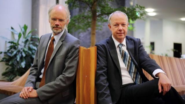 GLS-Bank - Andreas Neukirch und Thomas Jorberg