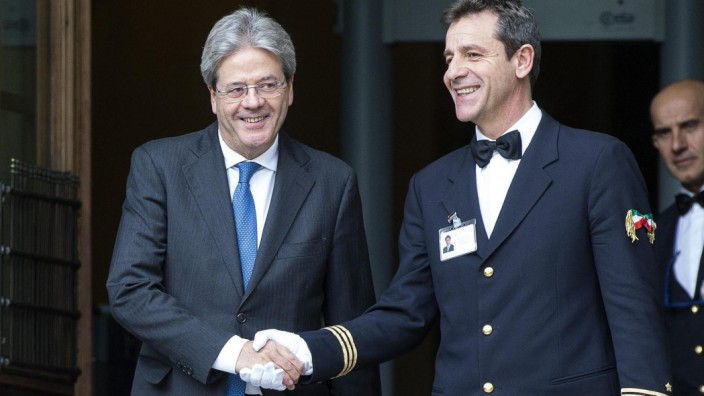 Paolo Gentiloni appointed new Italian Prime Minister