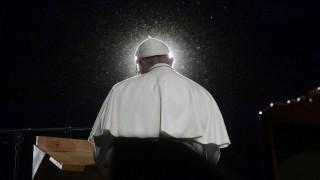 Pope Francis visits Sweden