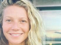 Gwyneth Paltrow ungeschminkt bei Instakram
