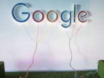 Opening Google datacenter