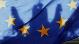 EU-Flagge, AP