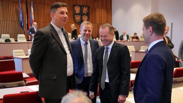 Landtagssitzung Mecklenburg-Vorpommern