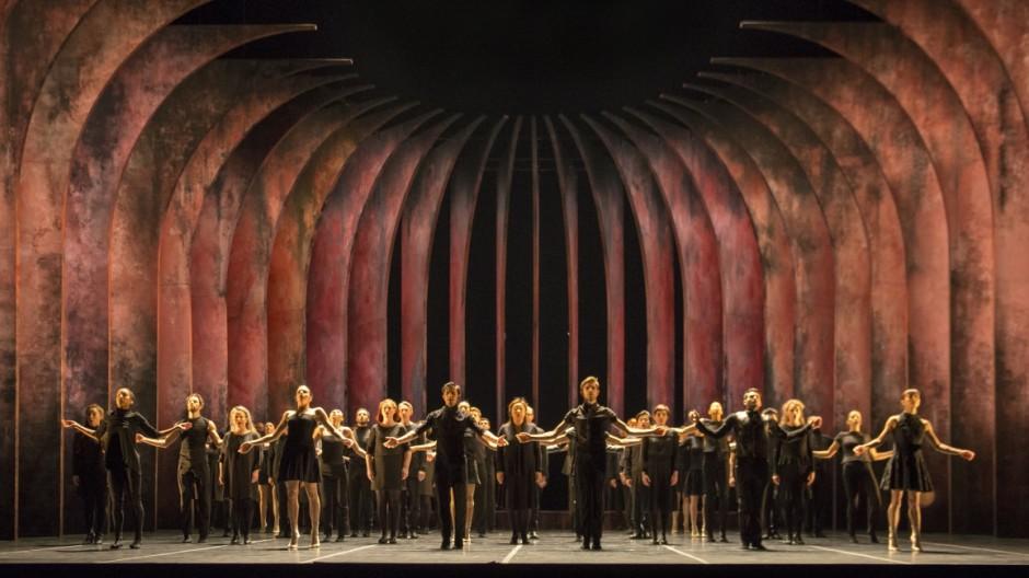 Monade Ballett Staatstheater Nürnberg