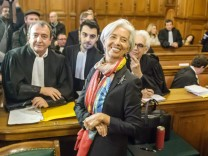 IMF Chief Christine Lagarde To Stand Trial For Negligence in Fran