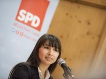 München, Hofbräukeller, Parteitag der SPD München-Land,