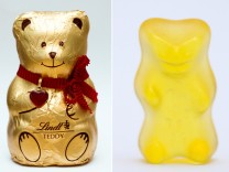Markenstreit um Goldbären