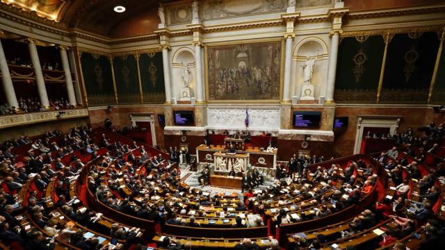 Parlamentswahl in Frankreich Frankreich