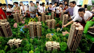 China Immobilienmarkt in China
