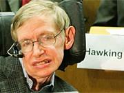 Stephen Hawking, ddp