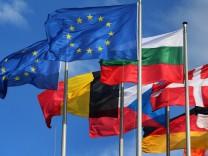 Fahnen der EU-Länder