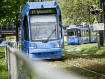 Trambahn in München, 2016
