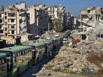 Evacuation from rebel-held areas of Aleppo