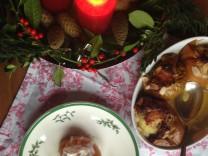 """Bratapfel zu Foodblog """"Lecker auf Rezept"""""""