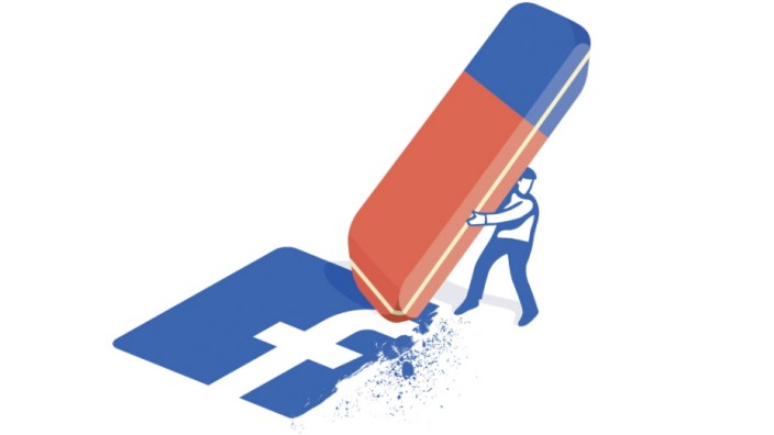 Facebook - Daten löschen