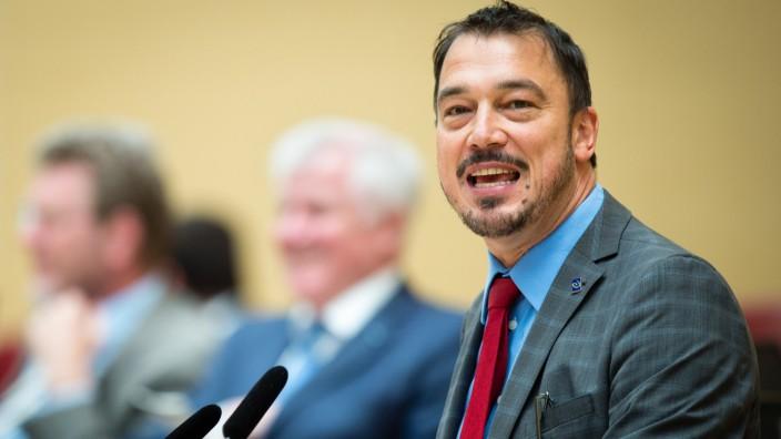 Landtag hebt Immunität des SPD-Abgeordneten Förster auf