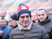 FC Bayern Muenchen Christmas Market
