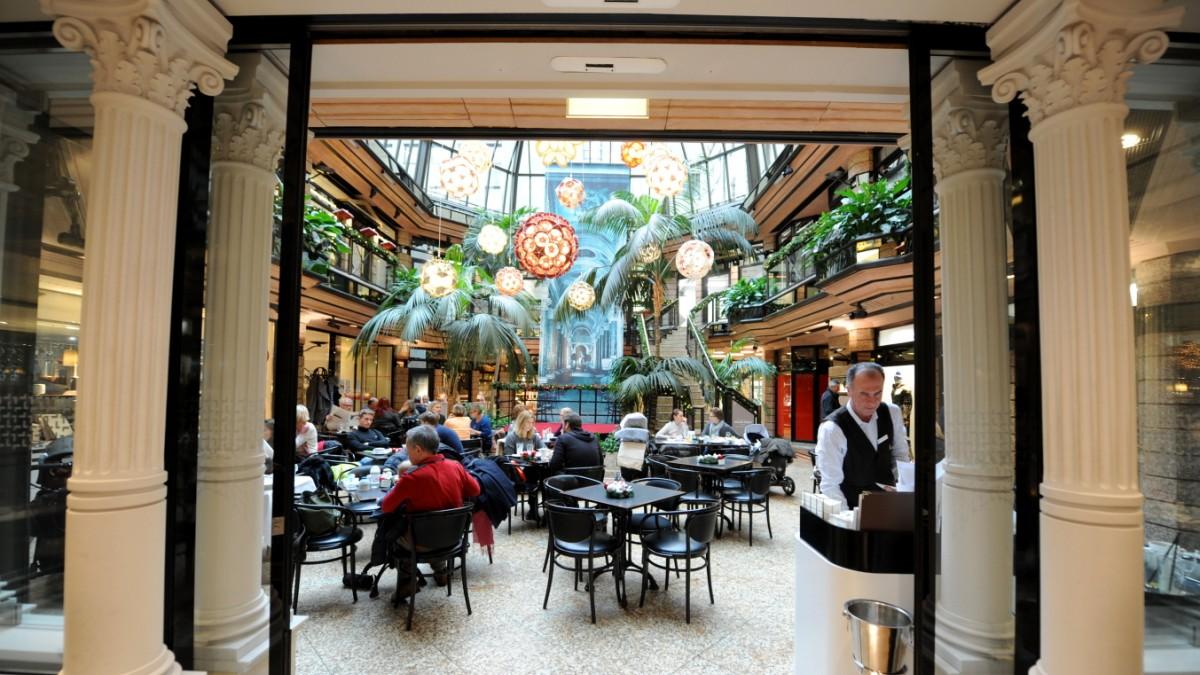 Wo Sie in München den besten Kaffee bekommen