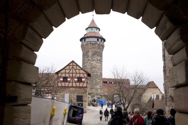 Nürnberg: STADTANSICHT - Sehenswürdigkeiten