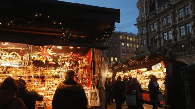 Marienplatz Weihnachtsmarkt.Alternativen Für Den Christkindlmarkt Am Marienplatz München