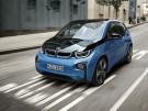 BMW i3 Front Seite Fahrbild