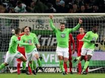 VfL Wolfsburg v Eintracht Frankfurt - Bundesliga