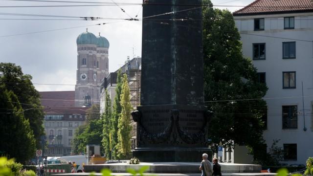 Schmuckfoto München City