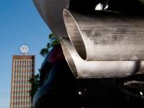 Abgas-Skandal Volkswagen