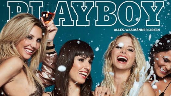Playboy-Ausgabe Dezember 2016