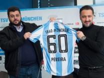 Vorstellung Vítor Pereira als Trainer des TSV 1860