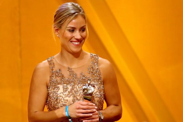 'Sportler Des Jahres' Award 2016