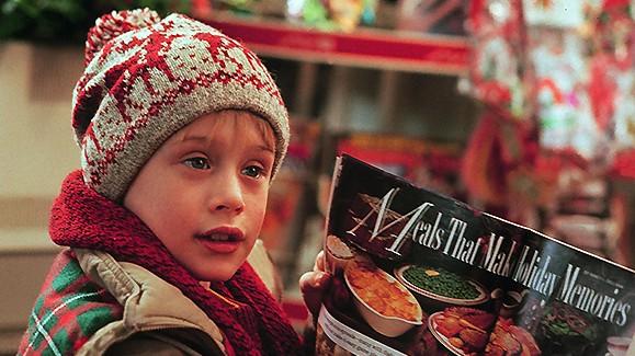 Macaulay Culkin Weihnachten Fernsehen