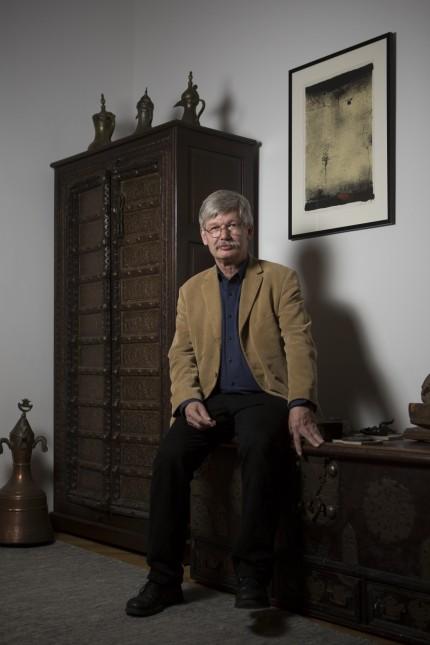 Prof. Thomas O. Höllmann, Sinologe, China, Chinesisch