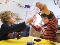 Taufkirchen, Kindertagesstätte AWO München, Inspektor Energie ermittelt
