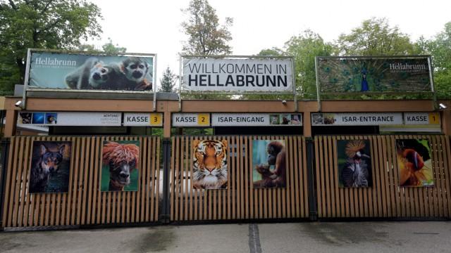 Tierpark Hellabrunn wegen Stromausfall geschlossen, 2016