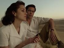 """Marion Cotillard, Brad Pitt und die Sonne von Casablanca sind im Melodram """"Allied""""alle drei auf dem Höhepunkt ihrer Strahlkraft."""