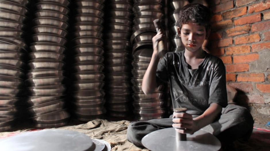 Kinderarbeit - Bangladesch