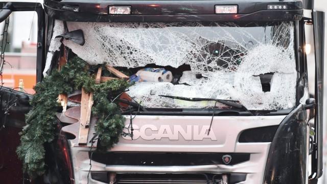 MËÜglicher Anschlag mit Lastwagen auf Weihnachtsmarkt