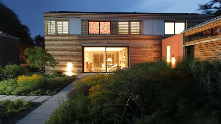 Architektenhaus in Seeshaupt, 2010