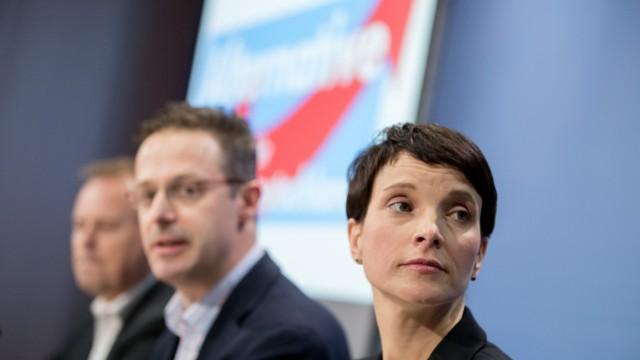 Pk AfD zum NRW-Landtagswahlkampf und zur inneren Sicherheit